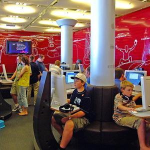 Интернет-кафе Гиганта