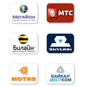 Операторы сотовой связи Гиганта