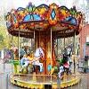Парки культуры и отдыха в Гиганте