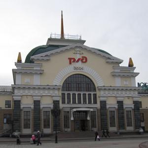 Железнодорожные вокзалы Гиганта